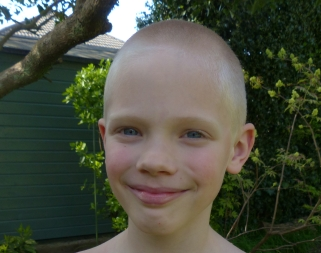 Ben Head Shave