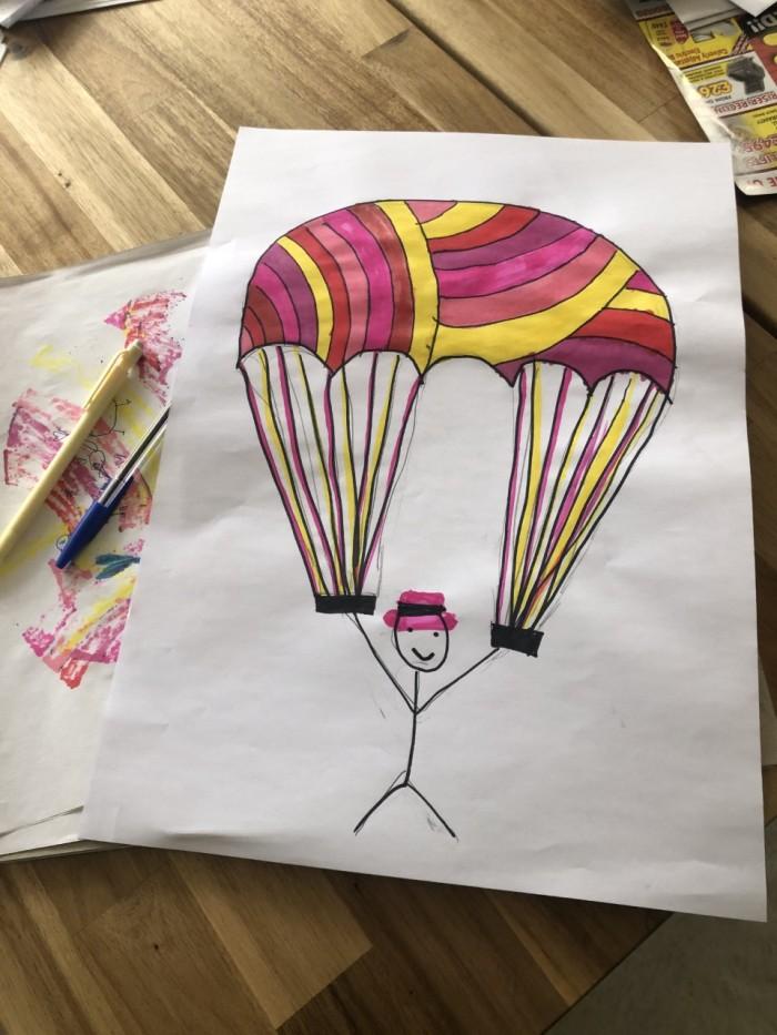 Riley Parachute